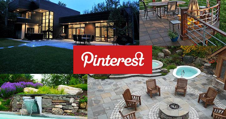 Idées d'aménagement extérieur avec Pinterest