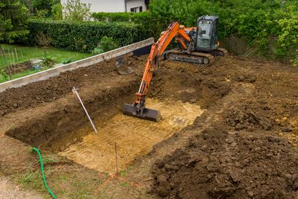 Quoi faire avant les travaux de terrassement?